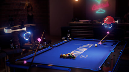 Pool Nation VR coming to PlayStation VR this October