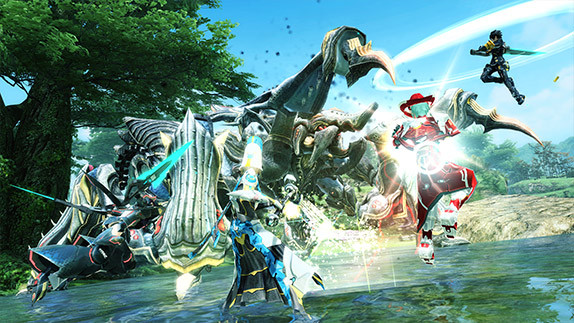 Phantasy Star Online 2 for Xbox One now available, PC version coming in May