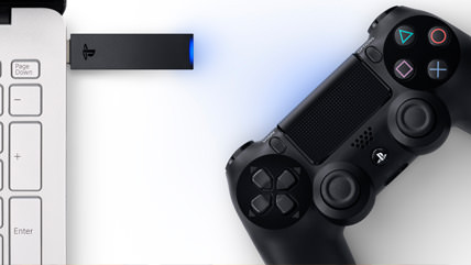 PlayStation Now coming to PC, DualShock 4 Wireless USB Dongle Announced