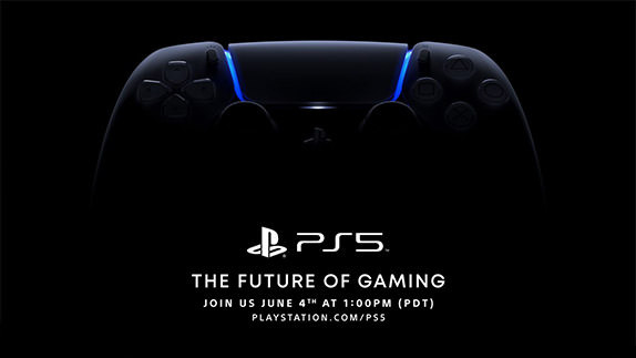 PS5: Future of Gaming event set for June 4