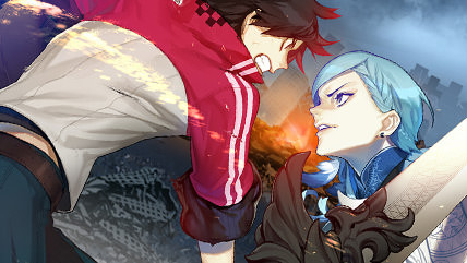 Ray Gigant coming to PlayStation Vita in May