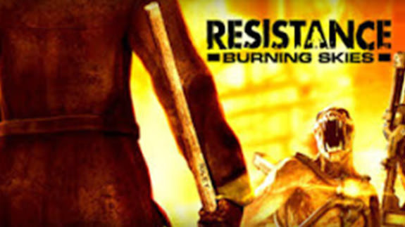 Resistance: Burning Skies Review