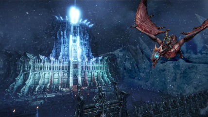 Riders of Icarus' Second Update Goes Live