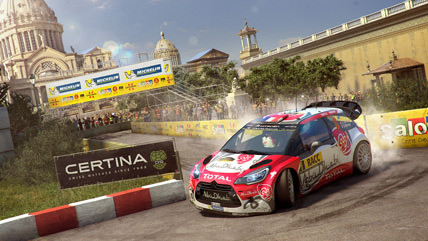 ​WRC 6 aims to take the rally community by storm
