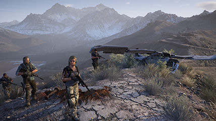 ​Ghost Recon: Wildlands Review