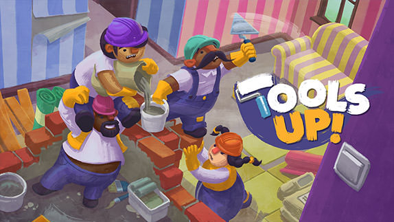 ​Tools Up! Review
