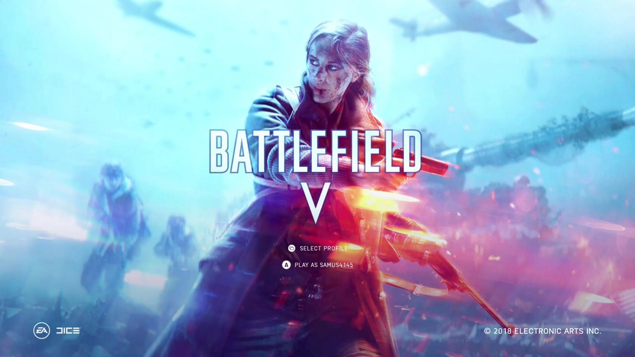 SB Live: Battlefield V - Early Access - Part 01 11.9.18