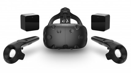 The HTC Vive is coming April 2016