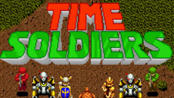 Time Soldiers Review