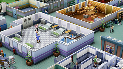 Two Point Hospital announced by SEGA, Two Point Studios