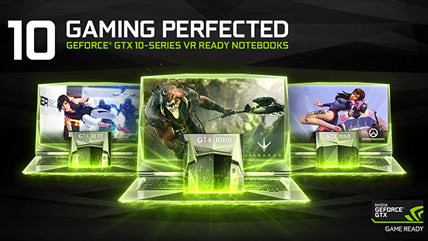 XOTIC PC Announces GTX 10-Series Equipped Gaming Notebooks