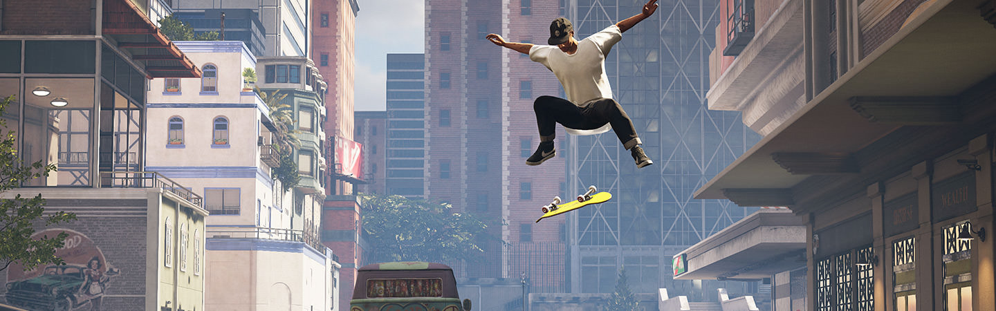 ​Tony Hawk's Pro Skater 1 + 2 Review