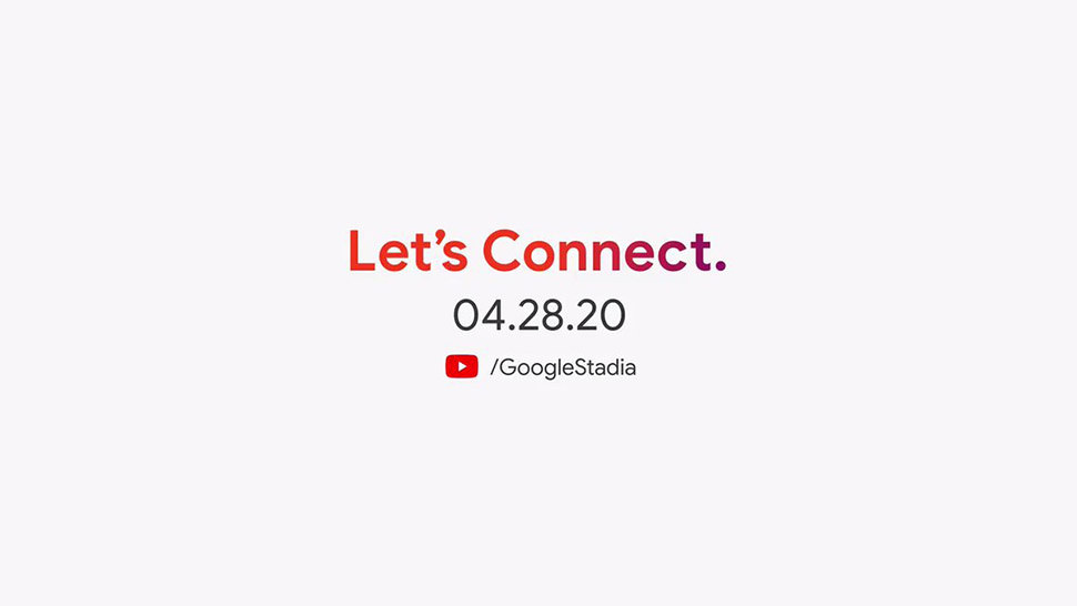 Stadia Connect set for April 28